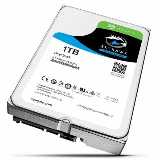 ST1000VX005 Жесткий диск SeagateSkyHawk HDD 1TB ST1000VX005 Накопители видеоархива Жесткие диски, 1330.00 грн.