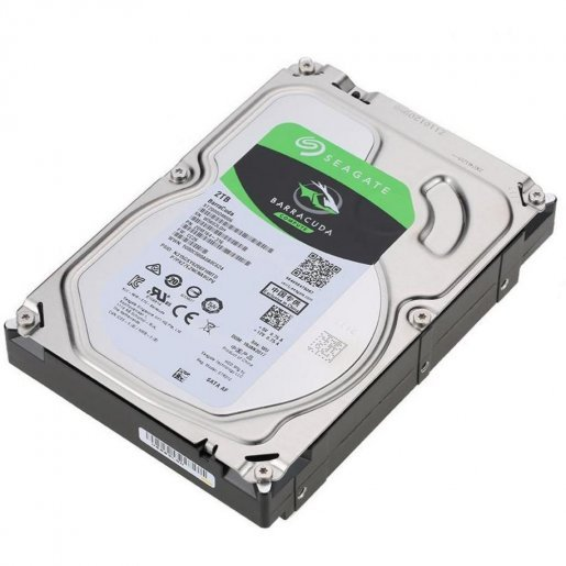 ST2000DM005 Жесткий диск Seagate BarraCuda HDD 2TB ST2000DM005 Накопители видеоархива Жесткие диски, 1753.00 грн.