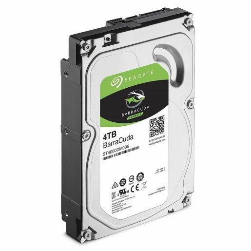 ST4000DM004 Жесткий диск Seagate BarraCuda HDD 4TB ST4000DM004 Накопители видеоархива Жесткие диски, 2810.00 грн.