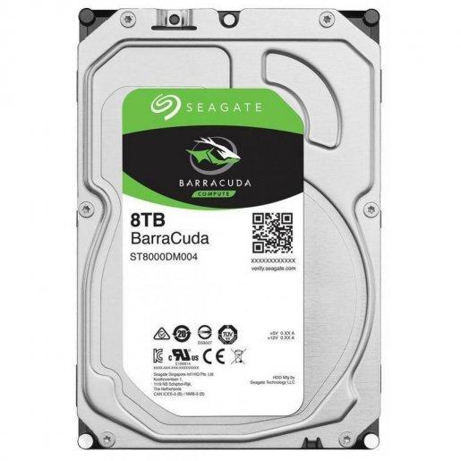 ST8000DM004 Жесткий диск Seagate BarraCuda Pro HDD 8TB ST8000DM004 Накопители видеоархива Жесткие диски, 6799.00 грн.