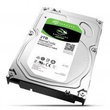 ST2000DM006 Жесткий диск Seagate BarraCuda HDD 2TB ST2000DM006 Накопители видеоархива Жесткие диски, 1749.00 грн.