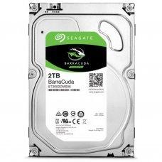 ST2000DM008 Жесткий диск Seagate BarraCuda HDD 2TB ST2000DM008 Накопители видеоархива Жесткие диски, 1770.00 грн.