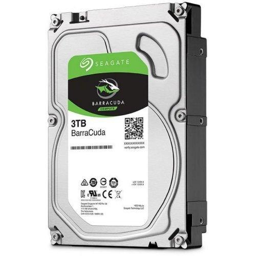 ST3000DM007 Жесткий диск Seagate BarraCuda HDD 3TB ST3000DM007 Накопители видеоархива Жесткие диски, 2301.00 грн.