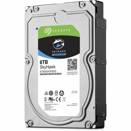 ST6000VX001 Жесткий диск SeagateSkyHawk HDD 6TB ST6000VX001 Накопители видеоархива Жесткие диски, 4800.00 грн.