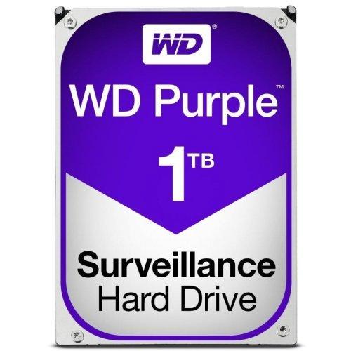 WD10PURZ Жесткий диск WesternDigital Purple 1TB WD10PURZ Накопители видеоархива Жесткие диски, 1505.00 грн.