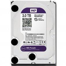WD30PURZ Жесткий диск WesternDigital Purple 3TB WD30PURZ Накопители видеоархива Жесткие диски, 2652.00 грн.