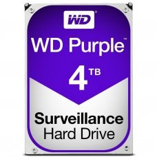 WD40PURZ Жесткий диск WesternDigital Purple 4TB WD40PURZ Накопители видеоархива Жесткие диски, 3390.00 грн.