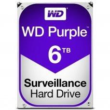 WD60PURZ Жесткий диск WesternDigital Purple 6TB WD60PURZ Накопители видеоархива Жесткие диски, 5202.00 грн.