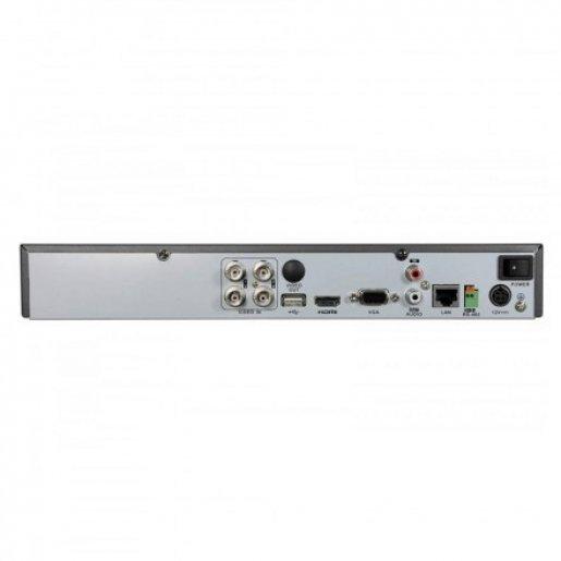 DS-7204HQHI-K1 Видеорегистратор Hikvision DS-7204HQHI-K1 (3 Mp) Регистраторы DVR аналоговые видеорегистраторы, 2243.00 грн.