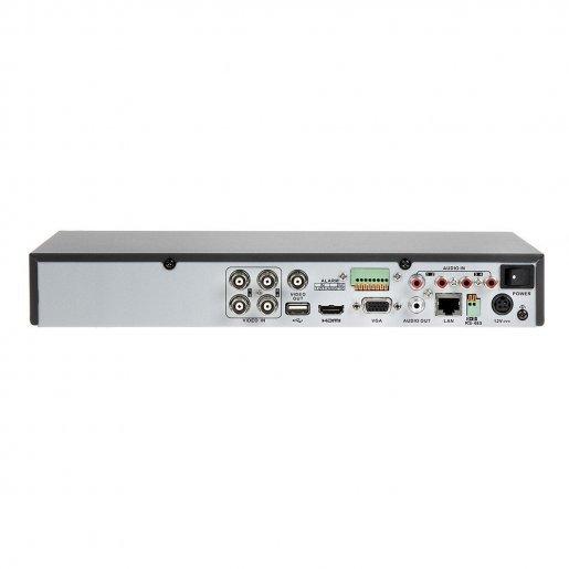 DS-7204HUHI-K1 Видеорегистратор Hikvision DS-7204HUHI-K1 (5 Mp) Регистраторы DVR аналоговые видеорегистраторы, 3399.00 грн.