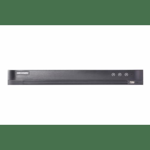 DS-7204HUHI-K1/P Видеорегистратор Hikvision DS-7204HUHI-K1/P (PoC) (5 Mp) Регистраторы DVR аналоговые видеорегистраторы, 4200.00 грн.