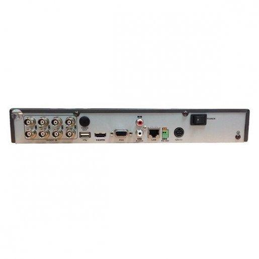DS-7208HQHI-F2/N Видеорегистратор Hikvision DS-7208HQHI-F2/N (1080p 4 audio) Регистраторы DVR аналоговые видеорегистраторы, 4312.00 грн.