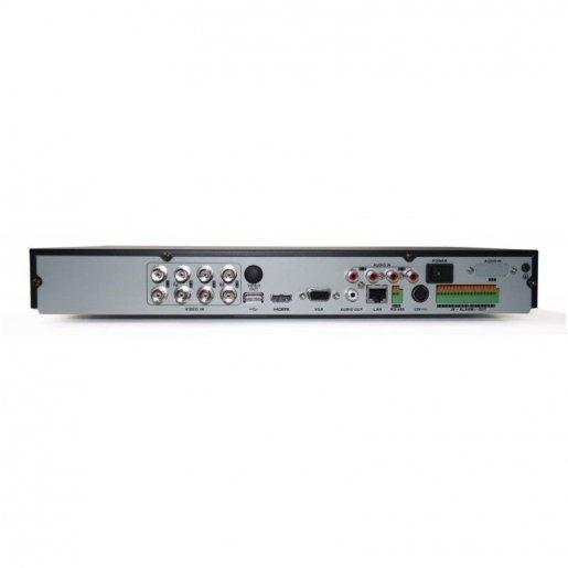 DS-7208HUHI-F2/S Видеорегистратор Hikvision DS-7208HUHI-F2/S (5 Mp) Регистраторы DVR аналоговые видеорегистраторы, 6020.00 грн.