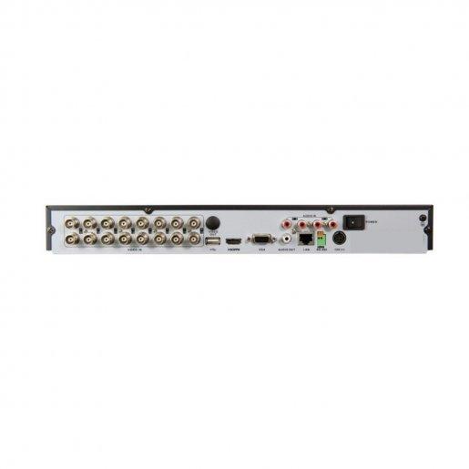 DS-7216HGHI-F2 Видеорегистратор Hikvision DS-7216HGHI-F2 (720p 4 audio) Регистраторы DVR аналоговые видеорегистраторы, 4312.00 грн.