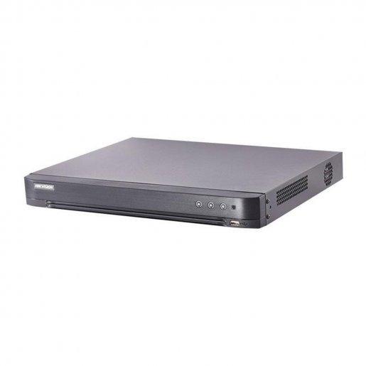 DS-7216HUHI-F2/N Видеорегистратор Hikvision DS-7216HUHI-F2/N (3 Mp) Регистраторы DVR аналоговые видеорегистраторы, 11642.00 грн.