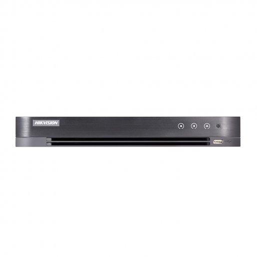 DS-7216HUHI-F2/S Видеорегистратор Hikvision DS-7216HUHI-F2/S (5 Mp) Регистраторы DVR аналоговые видеорегистраторы, 11642.00 грн.