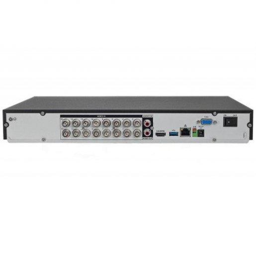 DH-XVR5216AN-X Видеорегистратор Dahua DH-XVR5216AN-X Регистраторы DVR аналоговые видеорегистраторы, 6300.00 грн.