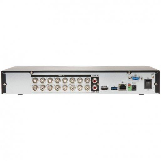 DHI-XVR5216AN-4KL Видеорегистратор Dahua DHI-XVR5216AN-4KL Регистраторы DVR аналоговые видеорегистраторы, 8792.00 грн.