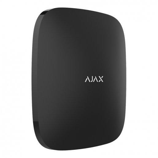 Hub Plus Ajax Hub Plus – Интеллектуальная централь на 150 датчиков – черная Сигнализация AJAX Централи Ajax, 6499 грн.