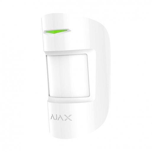 MotionProtect Plus Ajax MotionProtect Plus – Беспроводной датчик движения с микроволновым сенсором – белый Сигнализация AJAX Датчики Ajax, 1599.00 грн.