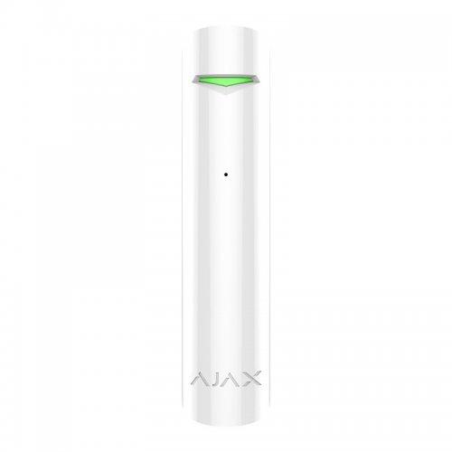 GlassProtect Ajax GlassProtect – Беспроводной датчик разбития стекла – белый Сигнализация AJAX Датчики Ajax, 1149.00 грн.