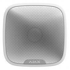 StreetSiren Ajax StreetSiren – Беспроводная уличная сирена – белая Сигнализация AJAX Cирены Ajax, 2249.00 грн.