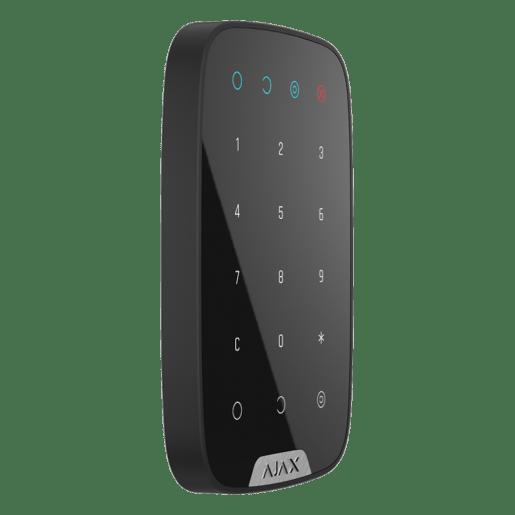 KeyPad Ajax KeyPad – Беспроводная клавиатура – черная Сигнализация AJAX Клавиатуры и брелоки Ajax, 1589.00 грн.