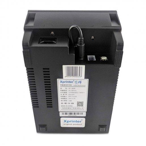 XP-365B Принтер этикеток Xprinter XP-365B (штрих кодов) и чеков Автоматизация торговли Принтеры этикеток, 2899.00 грн.