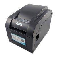 Принтер этикеток Xprinter 358BM Ethernet USB (штрих кодов) и чеков