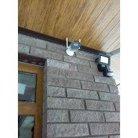 Установка Ip камеры видеонаблюдения