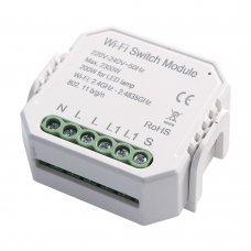 BRIO-W-CONNECT10 Реле для скрытого монтажа WiFi Connect 10А Умный дом Smart розетки, 450 грн.