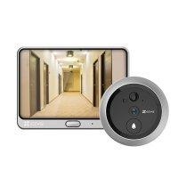 IP Wi-Fi домофон с переадресацией на смартфон Door View Ezviz DP1C (A0-4A1WPFBSR)