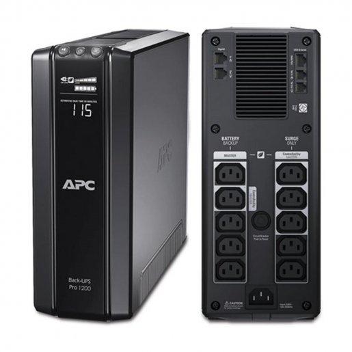 ИБП APC Back-UPS Pro 1200VA (BR1200GI) Комплектующие ИБП 220В, 12031.00 грн.