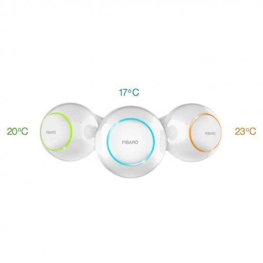 Радиаторный термостат FIBARO Radiator Thermostat Head — FIBEFGT-001 Умный дом Управление климатом, 2624.00 грн.