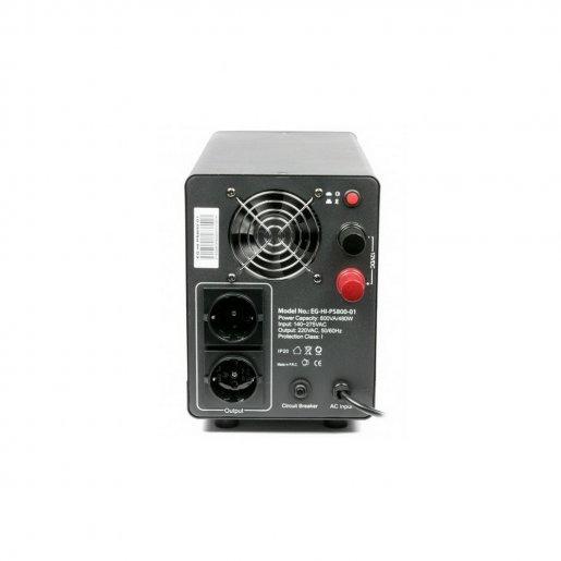 ИБП EnerGenie 800VA инвертор EG-HI-PS800-01 Комплектующие ИБП 220В, 3699.00 грн.