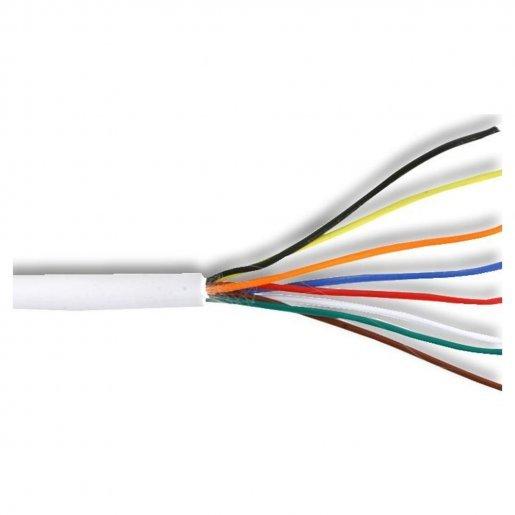 Кабель сигнальный, 8*0.22mm, НЕ экран, Биметалл Кабельная продукция Сигнальный кабель, 5.00 грн.