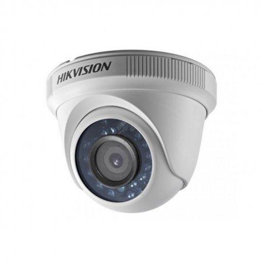 Купольная Turbo HD видеокамера Hikvision DS-2CE56D0T-IRPF (2.8) Камеры Аналоговые камеры, 661.00 грн.