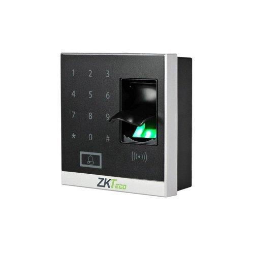 Биометрический автономный терминал ZKTeco X8-BT Биометрия Терминалы и сканеры, 3710.00 грн.