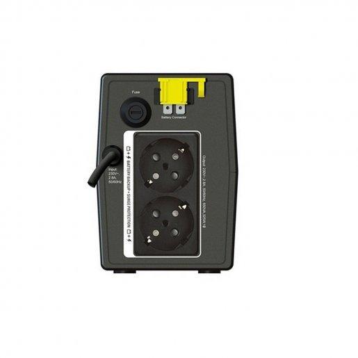 ИБП APC Back-UPS 650VA (BX650LI-GR) Комплектующие ИБП 220В, 2151.00 грн.