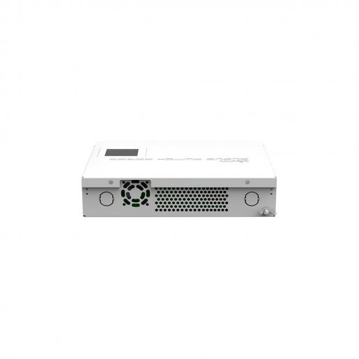 Коммутатор Mikrotik CRS210-8G-2S+IN Сетевое оборудование Коммутаторы, 5512.00 грн.