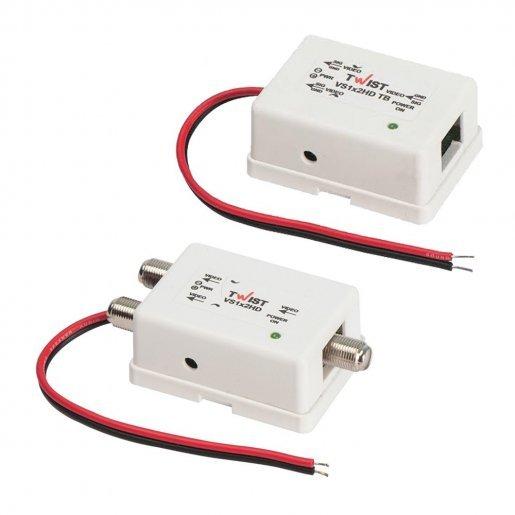 Устройство распределения видеосигналов Twist VS1x2HD Комплектующие Приемопередатчики, 345.00 грн.