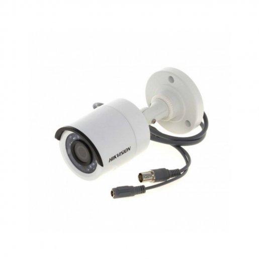 Уличная Turbo HD видеокамера Hikvision DS-2CE16C0T-IR (3.6 мм) Камеры Аналоговые камеры, 582.00 грн.