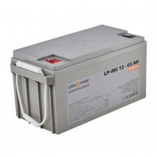 Аккумулятор LogicPower LP-MG 12V 65AH (LP-MG 12 - 65 AH) Комплектующие Аккумуляторы 12В, 3835.00 грн.