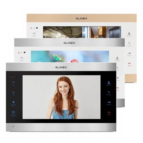 SL-10IPT IP домофон Slinex SL-10IPT Видеопанели IP видеопанели, 10220.00 грн.