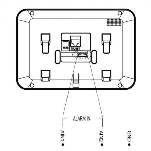 IP видеодомофон Hikvision DS-KH6210-L Видеопанели IP видеопанели, 2520.00 грн.