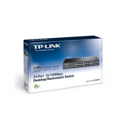 Коммутатор TP-Link TL-SF1024D Сетевое оборудование Коммутаторы, 1189.00 грн.