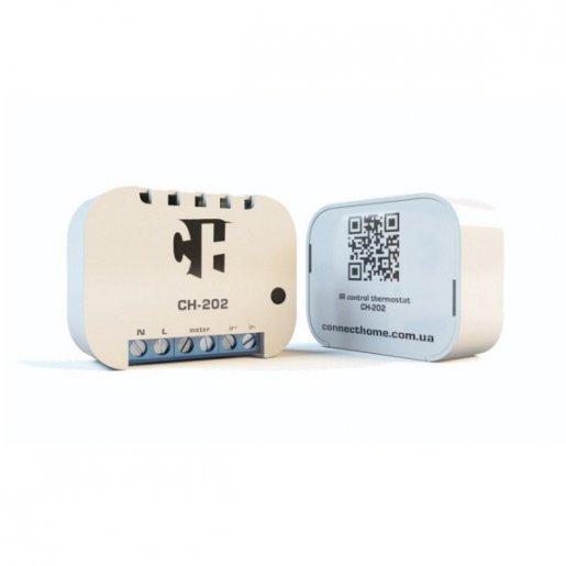 ИК термостат Z-Wave CH-202 со счетчиком энергии Умный дом Управление климатом, 2094.00 грн.