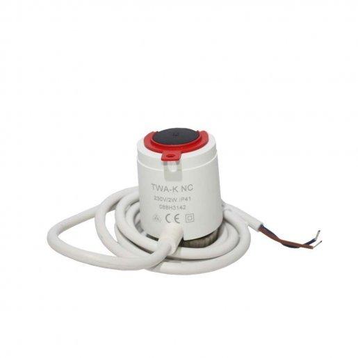 Термоэлектрический привод Danfoss 220В NC TWA-K 088H3142 на клапаны с резьбой М30х1.5 Умный дом Управление климатом, 689.00 грн.