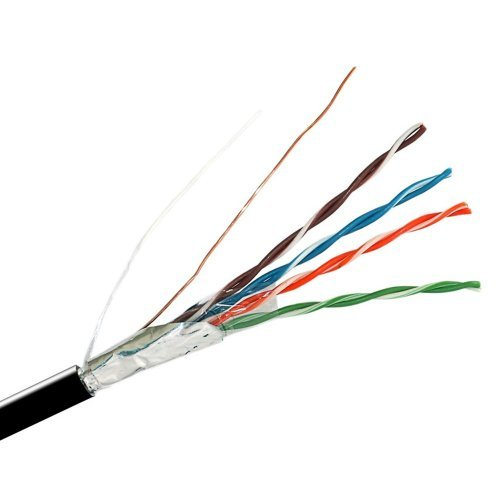 Кабель КППЭ-ВП (100) 4*2*0,51 (FTP-cat.5E), OK-net, (CU), Out Кабельная продукция Витая пара, 13.00 грн.