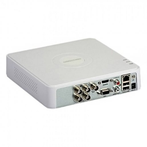 DS-7104HQHI-K1 Видеорегистратор Hikvision Turbo HD DS-7104HQHI-K1 Регистраторы DVR аналоговые видеорегистраторы, 1921.00 грн.